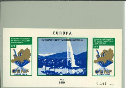 Immagine di 109a - CONFERNEZA EUROPEA NON DENT.