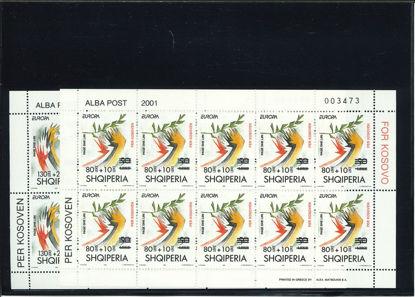 Immagine di 2541 - EUROPA '95 SOVRASTAMAPATO