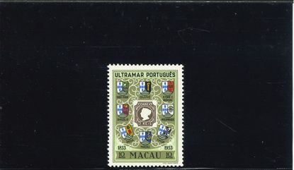 Immagine di 373 - 100° FRANCOBOLLO PORTOGHESE