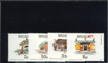 Immagine di 677 - TEMPI DI MACAO (II)