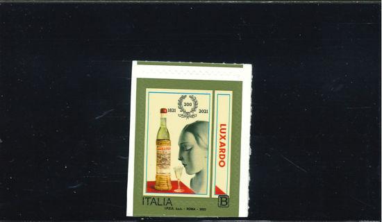 Immagine di LUXARDO 2021 ITALIA E B TAGLIATI ,SENZA IPZS ROMA