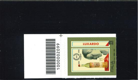 Immagine di LUXARDO 2021 ,ITALIAE B TAGLIATE, SENZA IPZS ROMA-CODICE ABARRE