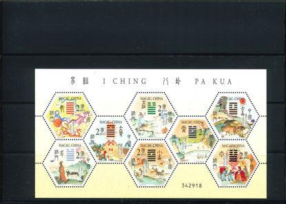 Immagine di 1077 - I CHING PA KUA (I)