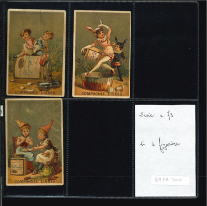 Immagine di 73 - FIGURE DI GENERE 11° (3 fig.)-FRANCESE