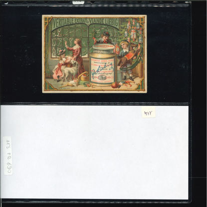 Immagine di 114 - CALENDARIO 1° (anno 1884) 1 fig.-FRANCESE