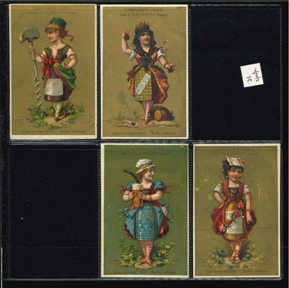 Immagine di 32 - BEVANDE 1° (8 fig.)-FRANCESE