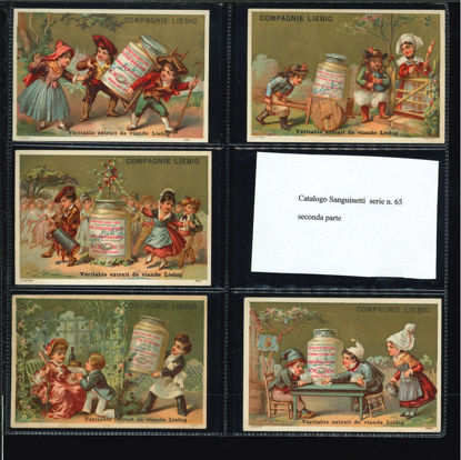 Immagine di 65 - ALSAZIA SCENE POPOLARI (10 fig.)-FRANCESE