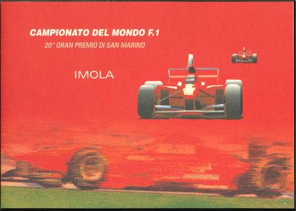 Immagine di 11 - Gran Premio di San Marino (Imola - Ferrari)